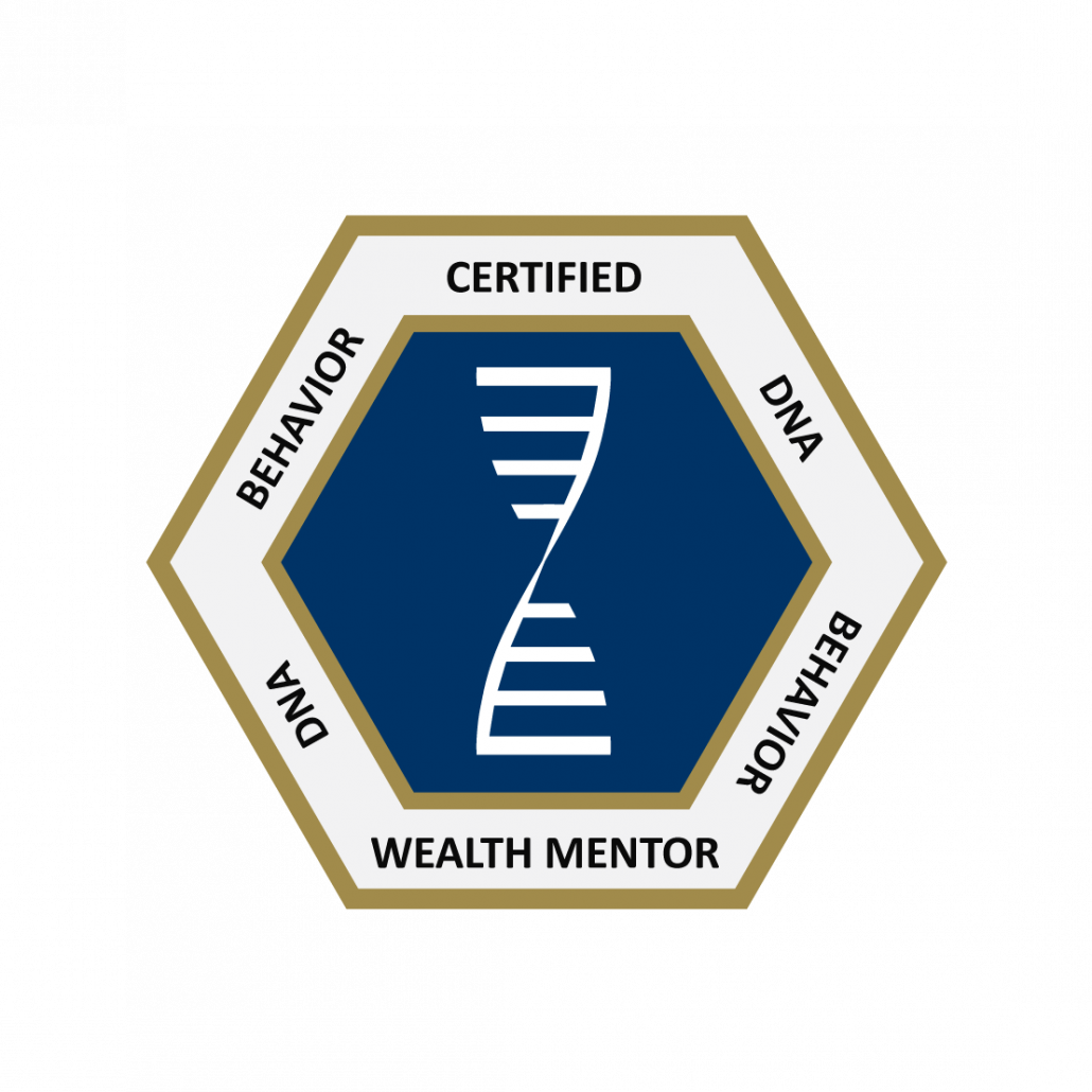 Financial DNA Certified Wealth Mentor